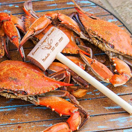 crab mallet