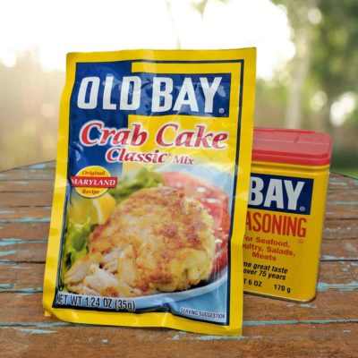 Where To Buy Old Bay Crab Cake Mix