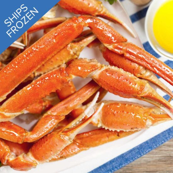 Buy Alaskan Snow Crab Legs Online | Cameron's Seafood