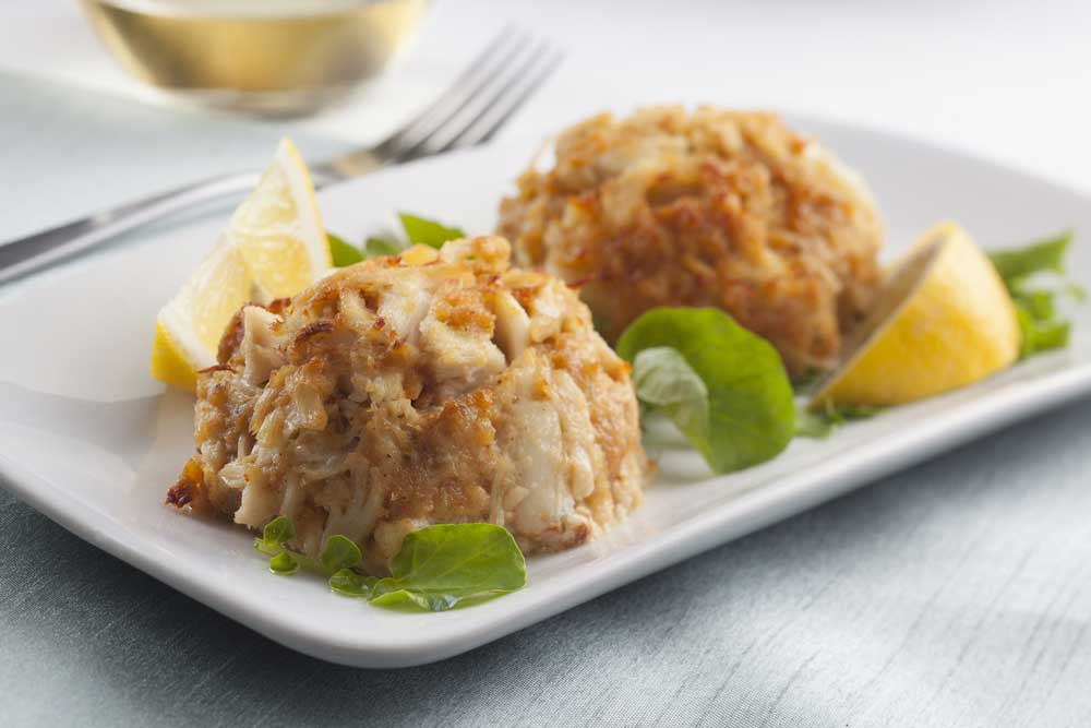 How To Broil Crab Cakes Healthy Maryland Crab Cake Recipe