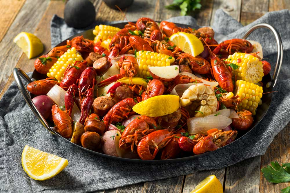 How to Pull off the Perfect Crawfish Boil