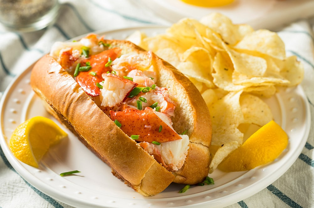 The Best of Both Rolls…How to Make New England-Style Lobster Rolls