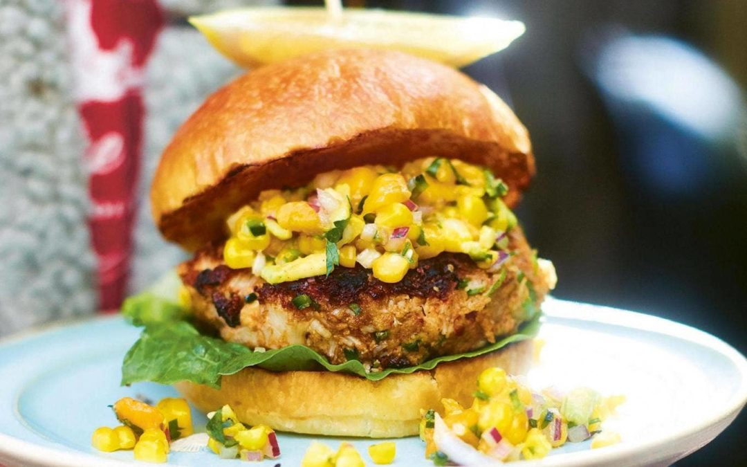 Our Favorite Summer Seafood Sandwich Recipe